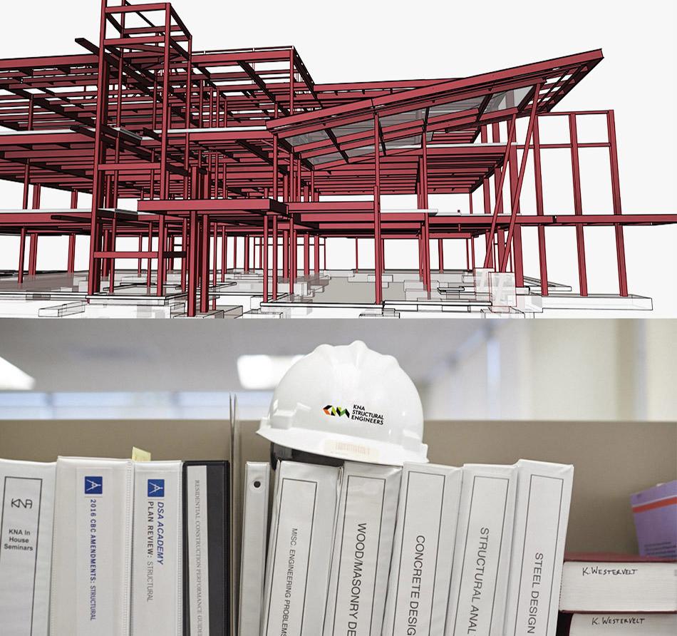 KNA CAD modeling
