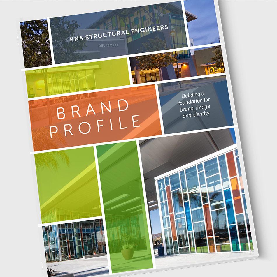 KNA brand profile book cover