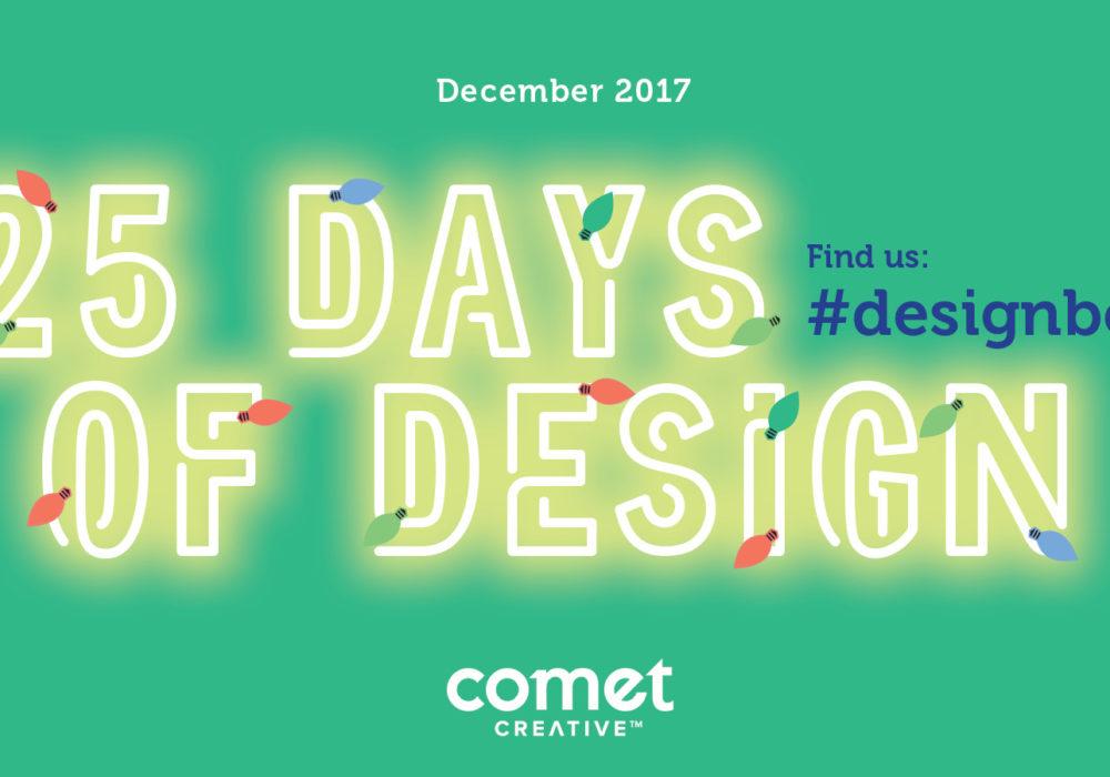 25 Days of #Designber –  12.12 Update