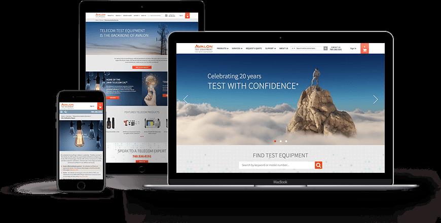 Mobile Friendly Device Responsive Web Design