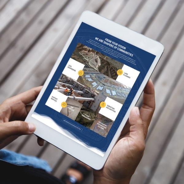 Responsive Website Design for Hunsaker San Diego